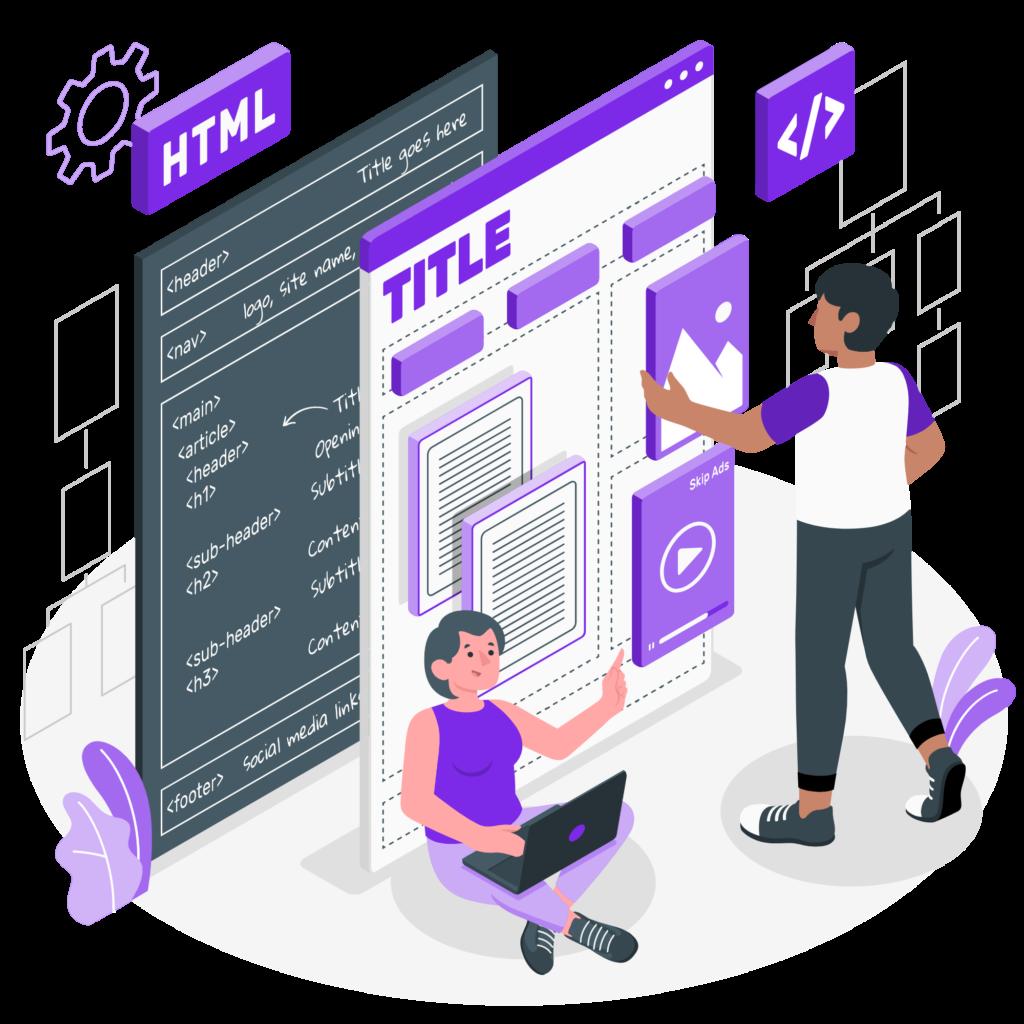 Kreative Growth media - Web design