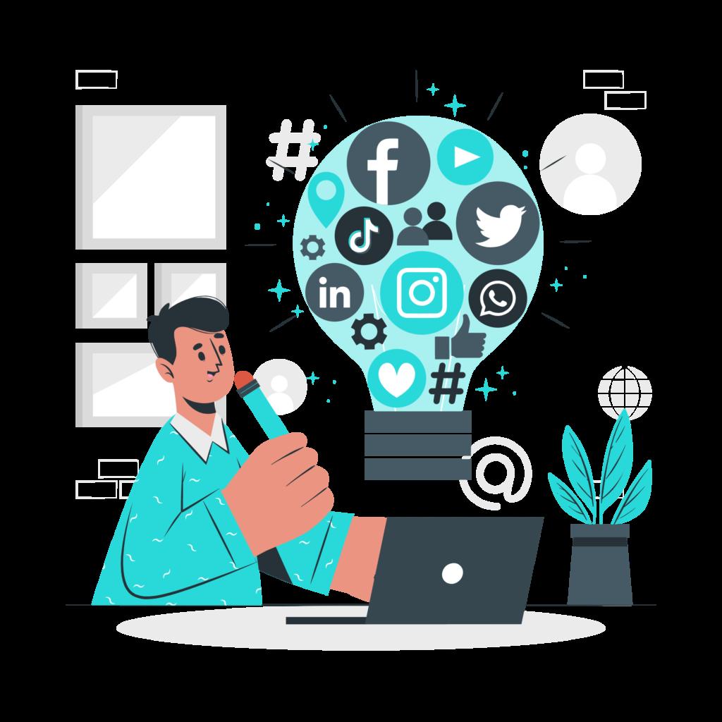 Kreative Growth Media - Social Media Marketing