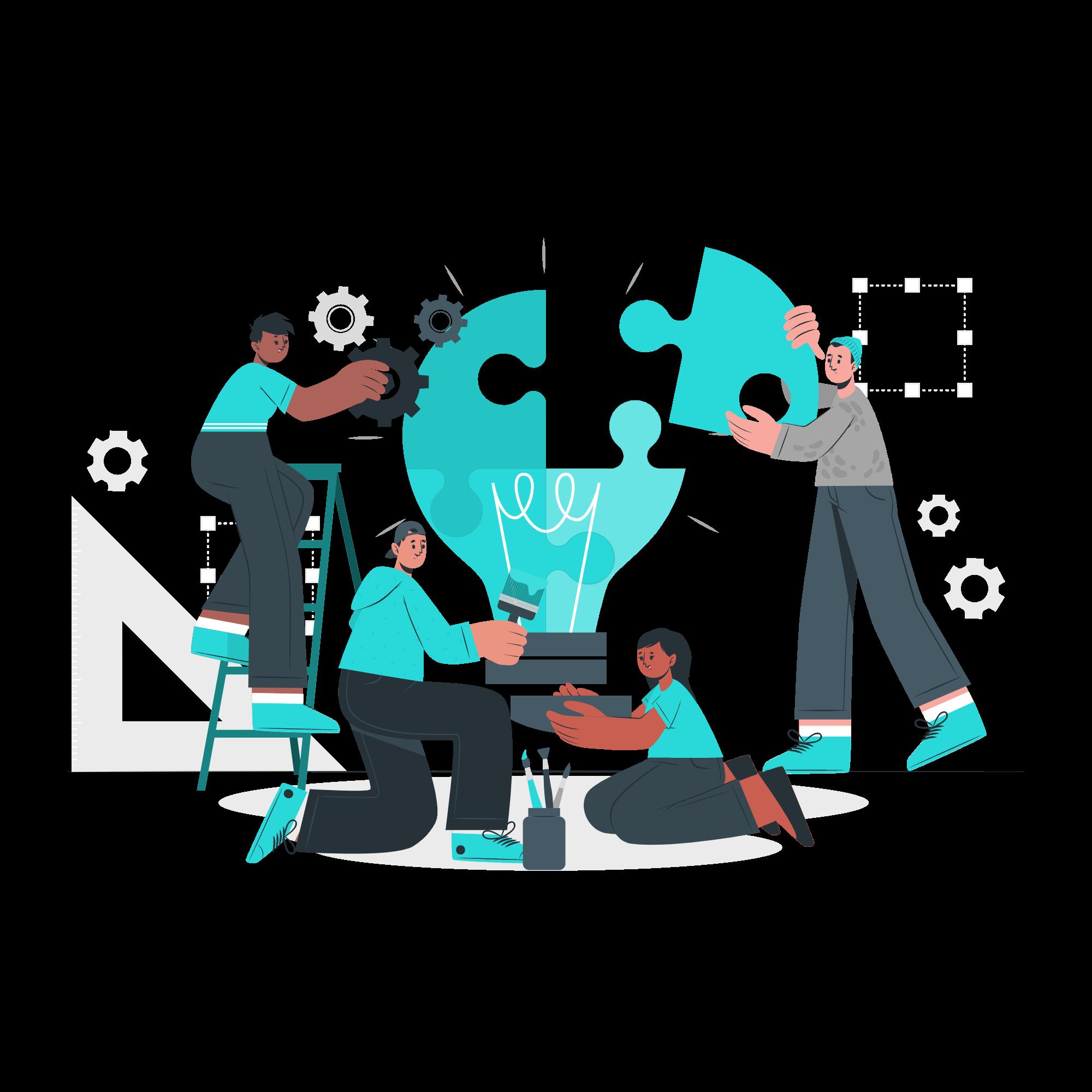 Creative team- KGM 1